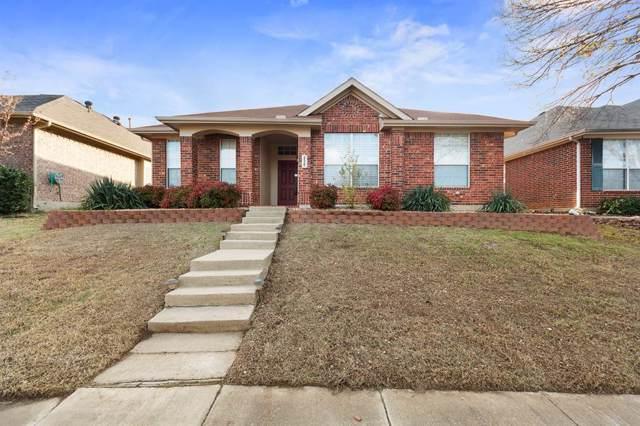 4525 Shadowridge Drive, The Colony, TX 75056 (MLS #14240975) :: Potts Realty Group
