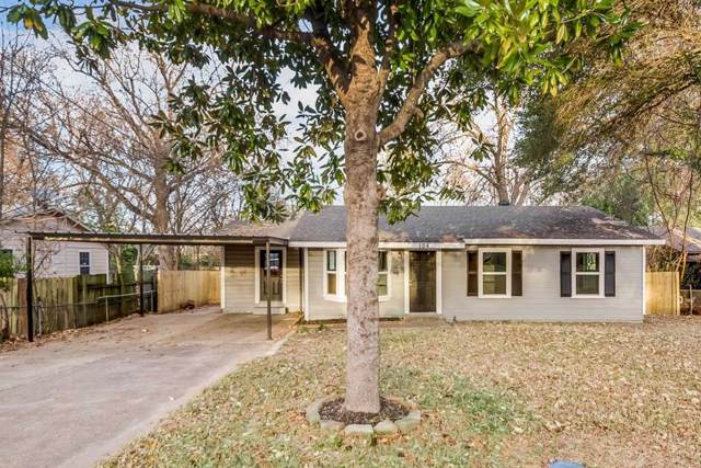 104 Edwards Street, Terrell, TX 75160 (MLS #14240976) :: Real Estate By Design