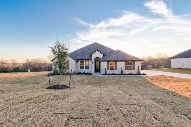9628 Monticello Drive, Granbury, TX 76049 (MLS #14240977) :: The Rhodes Team