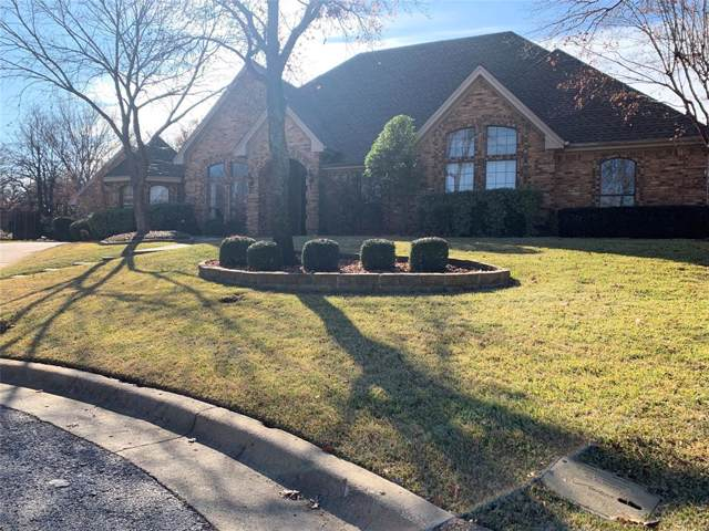 601 Summertree Court, Colleyville, TX 76034 (MLS #14241026) :: All Cities Realty