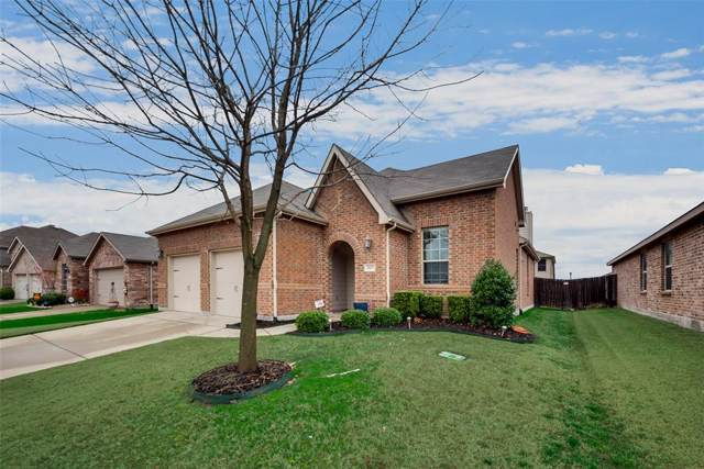 2127 Rains County Road, Forney, TX 75126 (MLS #14241046) :: The Kimberly Davis Group