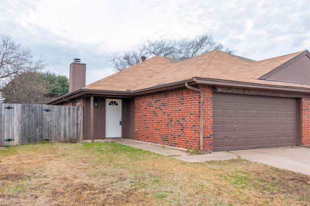 6337 Mark Court, North Richland Hills, TX 76182 (MLS #14241086) :: The Chad Smith Team