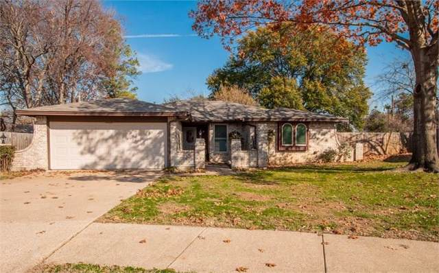 2303 Hazelwood Court, Arlington, TX 76015 (MLS #14241095) :: Trinity Premier Properties