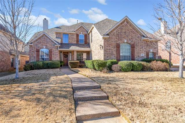 3317 Dustin Trail, Hurst, TX 76054 (MLS #14241101) :: The Chad Smith Team