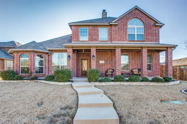 1533 Lochness Court, Rockwall, TX 75087 (MLS #14241109) :: The Mitchell Group