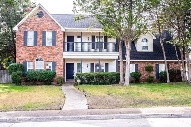 231 Sandy Creek Place, Desoto, TX 75115 (MLS #14241111) :: The Mauelshagen Group