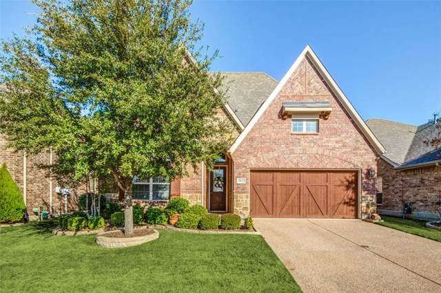 2612 Wales Way, Lewisville, TX 75056 (MLS #14241114) :: The Kimberly Davis Group
