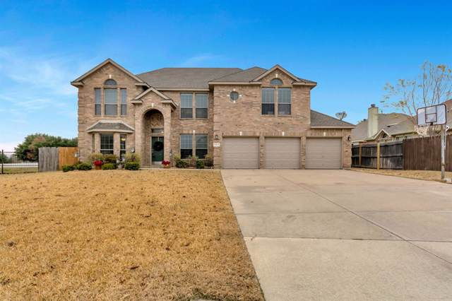3212 S Camp Court, Fort Worth, TX 76179 (MLS #14241119) :: Baldree Home Team
