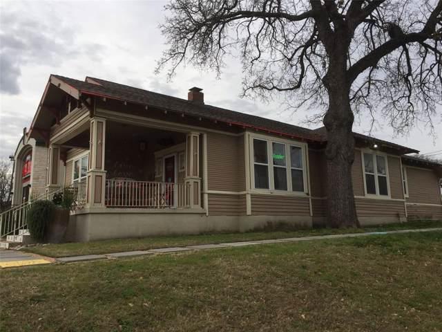1129 N Beckley Avenue, Dallas, TX 75203 (MLS #14241129) :: The Mauelshagen Group