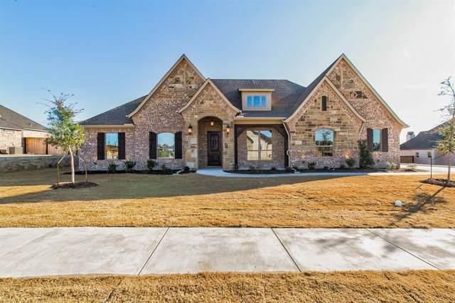 2109 Vanderbilt Drive, Weatherford, TX 76088 (MLS #14241133) :: Tenesha Lusk Realty Group