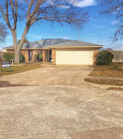 3609 Fieldcrest Court, Garland, TX 75042 (MLS #14241153) :: Baldree Home Team