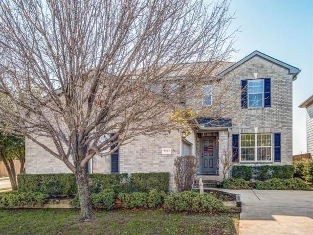 7101 Bountiful Grove Drive, Mckinney, TX 75070 (MLS #14241160) :: Trinity Premier Properties
