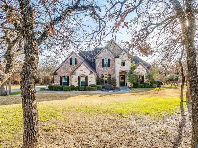 650 E Canyon Creek Lane, Weatherford, TX 76087 (MLS #14241179) :: The Rhodes Team