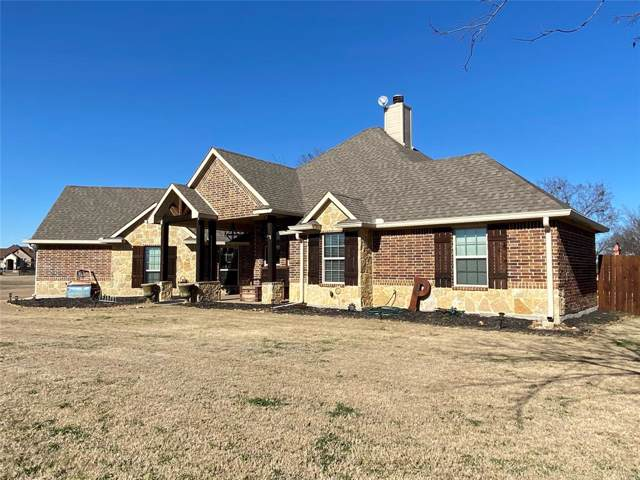 310 Fairway Parks Drive, Corsicana, TX 75110 (MLS #14241180) :: The Heyl Group at Keller Williams