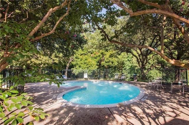 6900 Skillman Street #305, Dallas, TX 75231 (MLS #14241186) :: Trinity Premier Properties