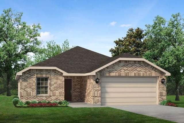 1308 Elmwood Avenue, Fort Worth, TX 76104 (MLS #14241192) :: 24:15 Realty