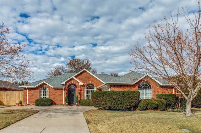 3112 Riverwood Drive, Fort Worth, TX 76116 (MLS #14241204) :: Team Tiller