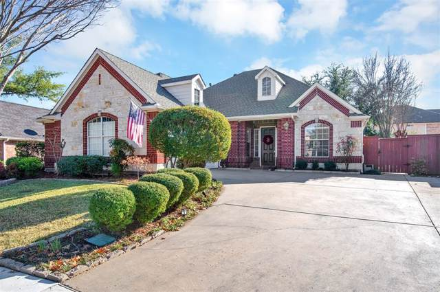 2909 Quail Hollow Drive, Mckinney, TX 75072 (MLS #14241206) :: Tenesha Lusk Realty Group