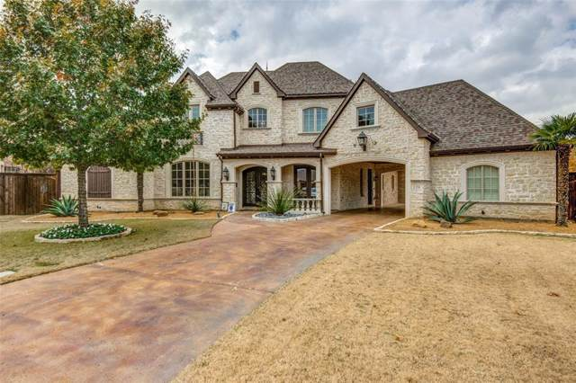228 Olympia Lane, Coppell, TX 75019 (MLS #14241223) :: Hargrove Realty Group