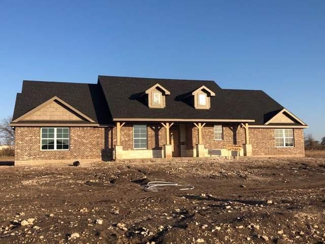 1004 Boulder Road, Weatherford, TX 76085 (MLS #14241241) :: NewHomePrograms.com LLC