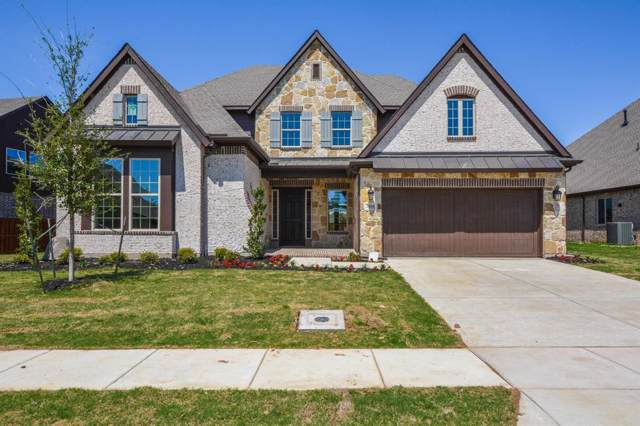 3008 Kingsbarns Drive, Flower Mound, TX 75028 (MLS #14241245) :: Hargrove Realty Group