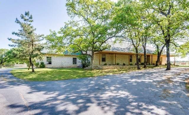 701B Dean Road, Weatherford, TX 76087 (MLS #14241260) :: Team Tiller