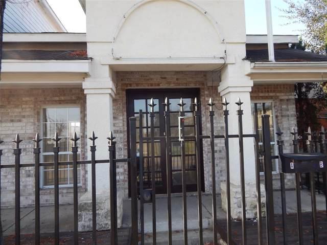 1719 N Fitzhugh Avenue, Dallas, TX 75204 (MLS #14241313) :: Century 21 Judge Fite Company