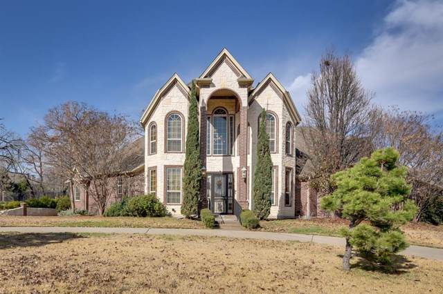1161 Falcon View Drive, Kennedale, TX 76060 (MLS #14241317) :: Potts Realty Group