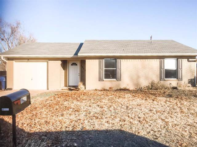 1929 Lindy Street, Graham, TX 76450 (MLS #14241328) :: RE/MAX Town & Country