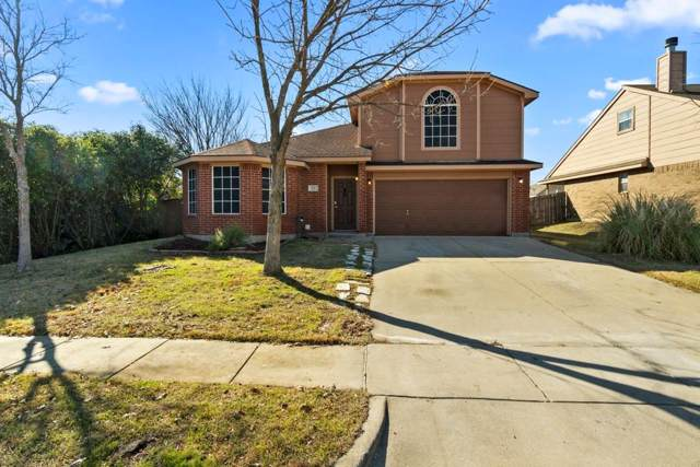 732 Flamingo Drive, Saginaw, TX 76131 (MLS #14241333) :: All Cities Realty