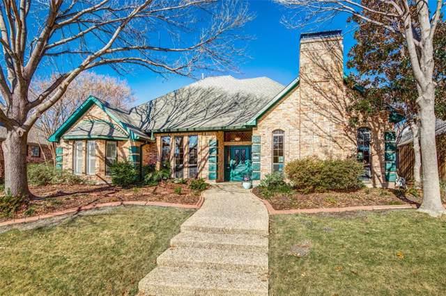2709 Rothland Lane, Plano, TX 75023 (MLS #14241341) :: Trinity Premier Properties
