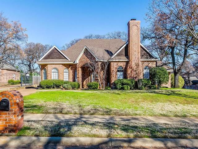 2802 Highcrest Drive, Grapevine, TX 76051 (MLS #14241344) :: All Cities Realty