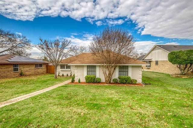 419 Blueridge Drive, Duncanville, TX 75137 (MLS #14241351) :: Vibrant Real Estate