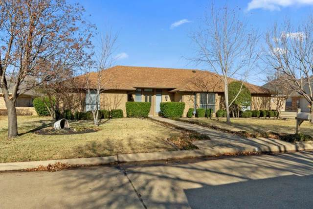 8 Century Court, Trophy Club, TX 76262 (MLS #14241370) :: All Cities Realty