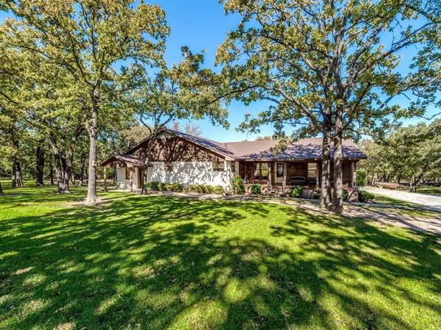 3120 Harwell Lake Road, Weatherford, TX 76088 (MLS #14241375) :: Tenesha Lusk Realty Group