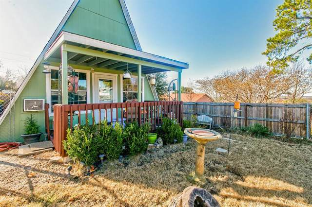 1703 Boot Hill Road, Granbury, TX 76049 (MLS #14241400) :: The Rhodes Team