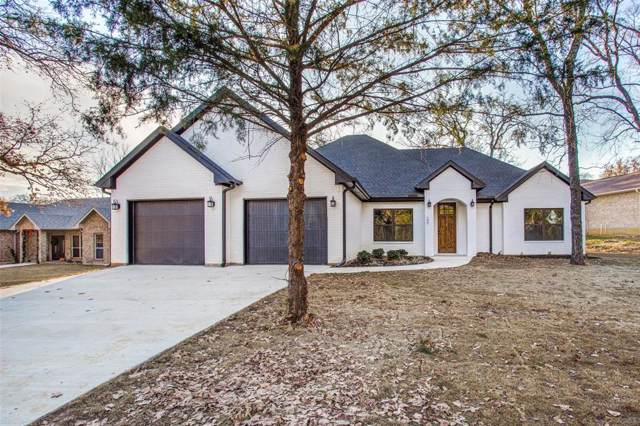 106 Comanche Drive, Lake Kiowa, TX 76240 (MLS #14241412) :: The Kimberly Davis Group