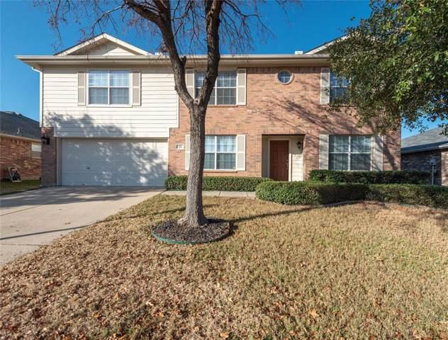 111 Santa Fe Trail, Justin, TX 76247 (MLS #14241421) :: Frankie Arthur Real Estate