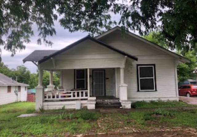2011 Market Avenue, Fort Worth, TX 76164 (MLS #14241432) :: All Cities Realty