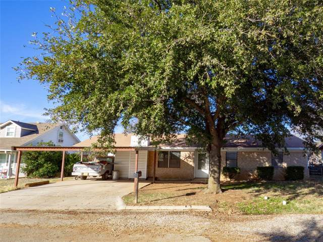 1204 Switzer Street, Bangs, TX 76823 (MLS #14241434) :: The Tonya Harbin Team