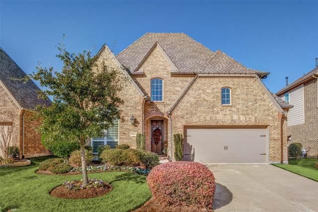 2812 Piersall Drive, Mckinney, TX 75072 (MLS #14241446) :: The Good Home Team