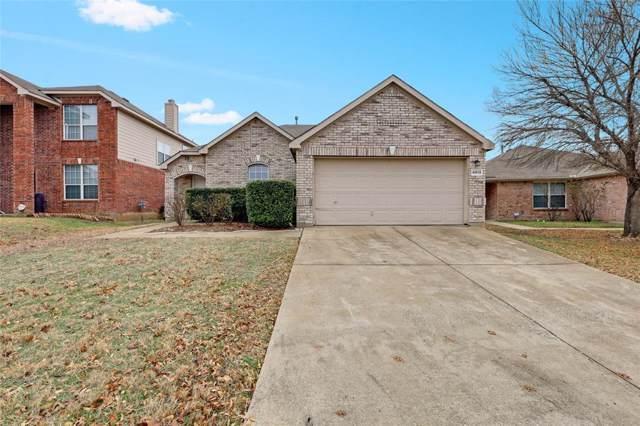 4913 Madyson Ridge Drive, Fort Worth, TX 76133 (MLS #14241457) :: Trinity Premier Properties