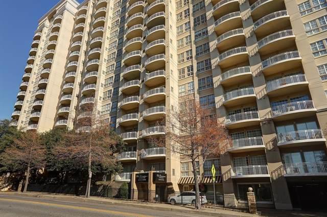 3225 Turtle Creek Boulevard B130, Dallas, TX 75219 (MLS #14241463) :: The Hornburg Real Estate Group