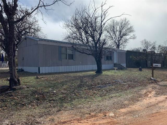 185 Duck Street, Bridgeport, TX 76426 (MLS #14241467) :: NewHomePrograms.com LLC
