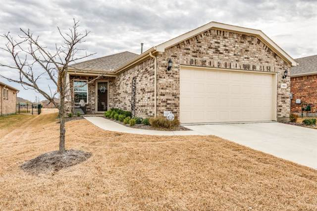 8862 Shore Crest Road, Frisco, TX 75036 (MLS #14241490) :: Real Estate By Design