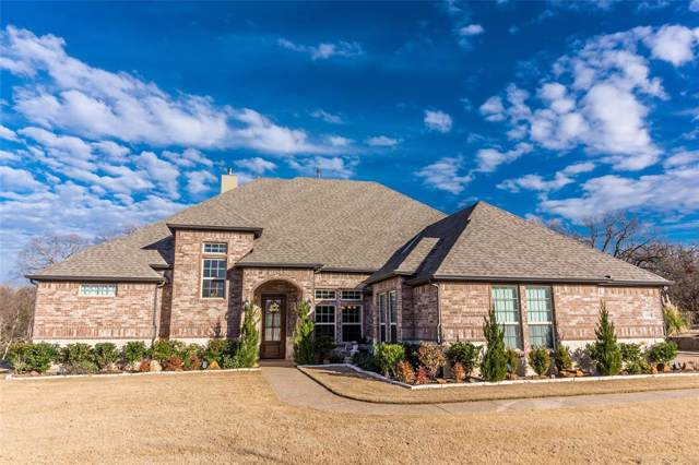 1090 Stone Trail Lane, Cross Roads, TX 76227 (MLS #14241507) :: Trinity Premier Properties