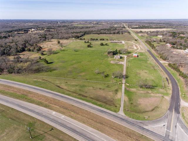 2634 State Highway 24, Campbell, TX 75422 (MLS #14241516) :: The Mitchell Group