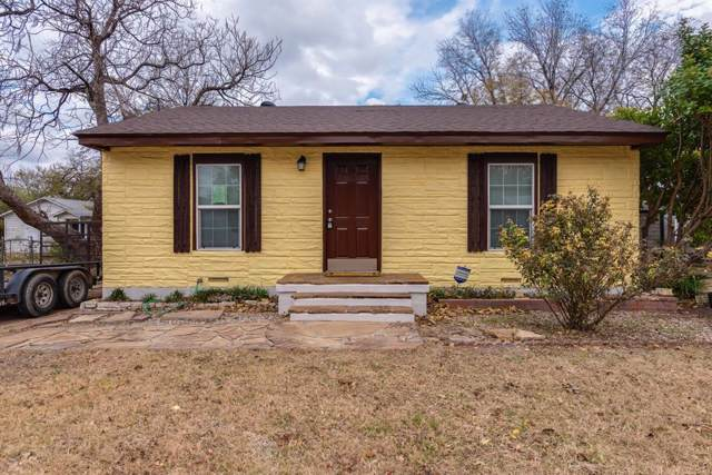 108 Donald Street, White Settlement, TX 76108 (MLS #14241528) :: North Texas Team | RE/MAX Lifestyle Property