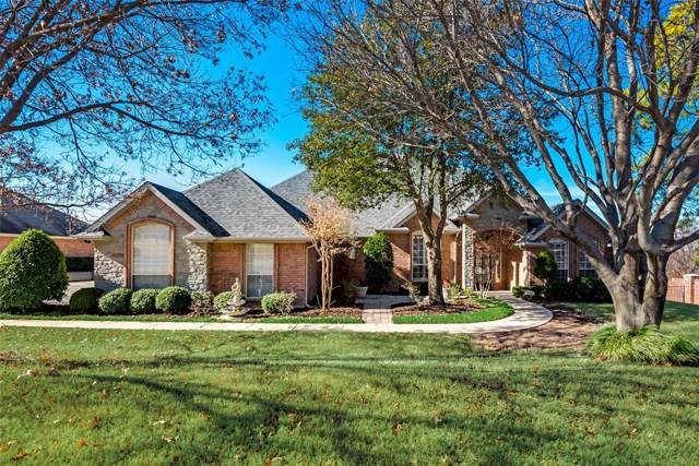 7400 Eagle Ridge Circle, Fort Worth, TX 76179 (MLS #14241531) :: All Cities Realty
