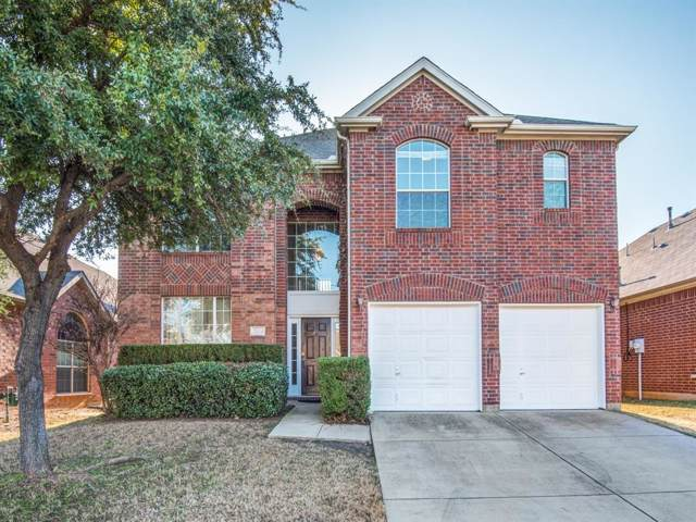 2824 Thorncreek Lane, Fort Worth, TX 76177 (MLS #14241540) :: The Rhodes Team